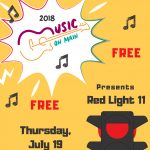Music on Main featuring Red Light 11