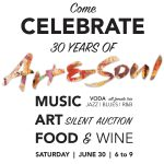 Celebrate 30 Years of Art & Soul