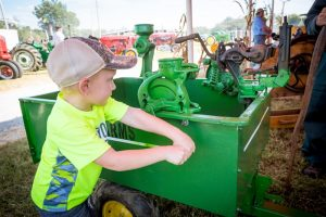 Days Gone By Tractor and Threshing Show