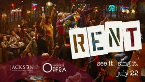 """See and Sing"" RENT"