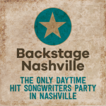 Backstage Nashville! Vip Daytime Hit Songwriters Show featuring Ray ST