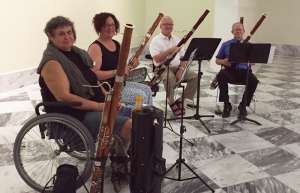 Music at the Frist: Bassoonery