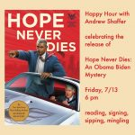 Happy Hour with Andrew Shaffer