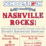 SCHOOL OF ROCK PRESENTS: NASHVILLE ROCKS!