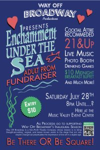 Enchantment Under the Sea   Adult Prom Fundraiser