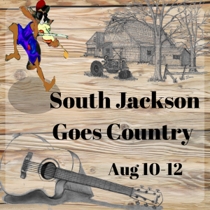 South Jackson Goes Country