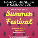 GasLamp Summer Festival