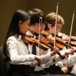 Nashville Youth Repertory Orchestra, Youth Strings, Reading, and Beginning Reading Orchestra