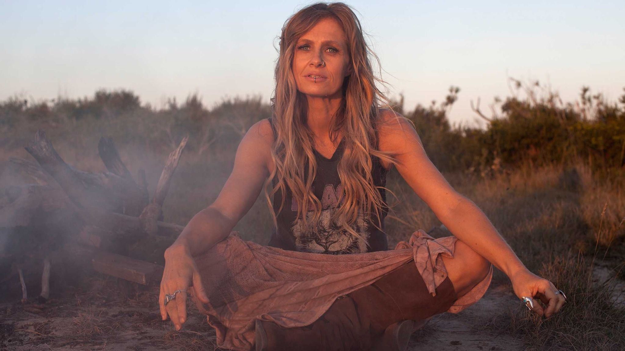Kasey Chambers with Carly Burruss