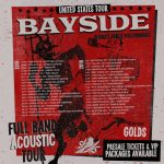 Bayside: Acoustic Tour with Golds