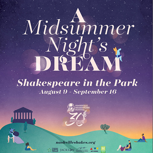 Shakespeare in the Park | A Midsummer Night's Dream