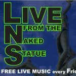 Live from the Naked Statue
