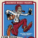 Tin Roof Tailgate: College Football Block Party