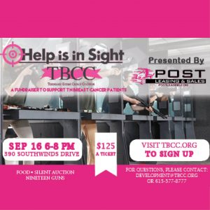 Help Is In Sight Presented by Post Leasing