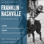 Franklin vs. Nashville Harlinsdale Polo Cup