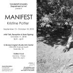 MANIFEST from Kristine Potter