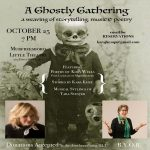 Ghostly Gathering: A Weaving of Storytelling, Music and Poetry