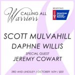 Calling All Warriors - A Concert Benefiting the American Cancer Society