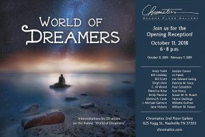World of Dreamers   Opening Reception