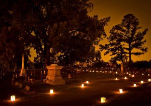 22nd Annual Candlelight Cemetery Tour