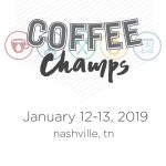 CoffeeChamps - A U.S. Coffee Championships Qualifying Event