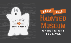 Haunted Museum Ghost Story Festival