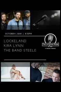 LockeLand, Kira Lynn and Band Steele