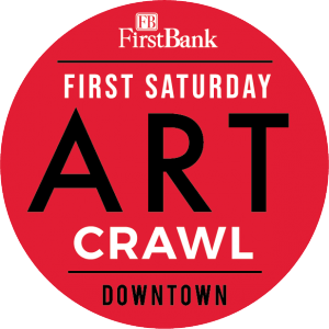 FirstBank First Saturday Art Crawl