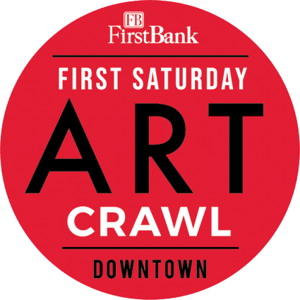 (CANCELLED) FirstBank First Saturday Art Crawl