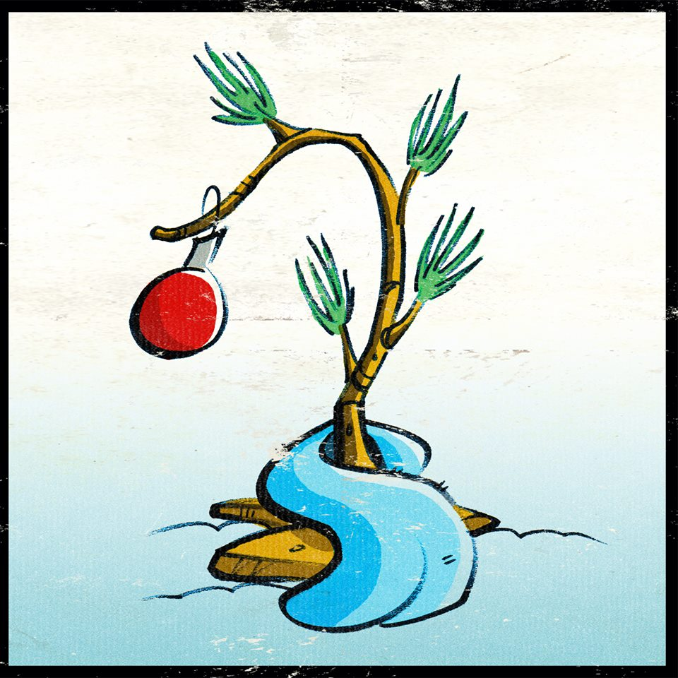 The Ornaments Present A Charlie Brown Christmas ...
