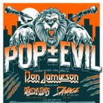 Pop Evil with the Rock 'N Roll Comedy of Don Jamieson & Them Evils