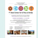 4th Annual Caravan Tour of Places of Worship