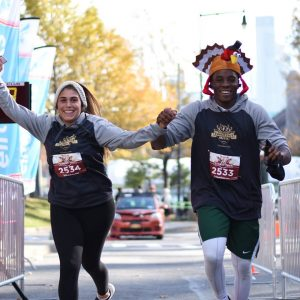 Nashville Turkey Trot 8k & 8 mile