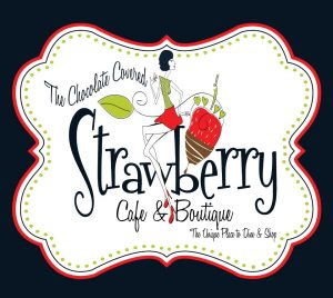 Chocolate Covered Strawberry Cafe and Boutique, Th...