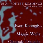Et Al. Poetry Readings