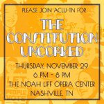 The Constitution Uncorked