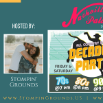 All Country DJ Decades Party