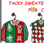 Tacky Sweater Holiday Crawl