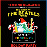 RRPH Presents: Holiday Party ft. The Music of The Beatles for Kids
