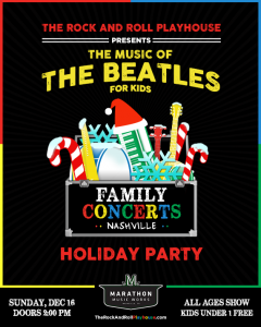 RRPH Presents: Holiday Party ft. The Music of The ...