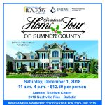 Women's Council of Realtors Christmas Home Tour of Sumner County
