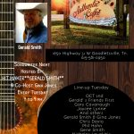 Songwriter Nights By Gerald Smith and Gina Jones