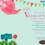 Visions of Sugar Plums Fashion Show & Tea Party