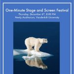 One-Minute Stage and Screen Festival