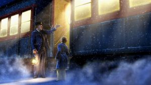 The Polar Express (G)