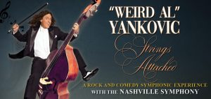 """Weird Al"" Yankovic: The Strings Attached Tour w/ the Nashville Symphony"