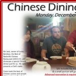 Chinese Dining Adventure in December (12/3/2018)