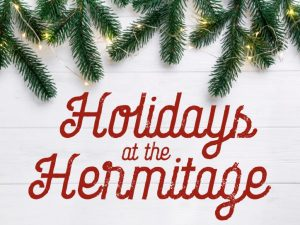 Holidays at the Hermitage: Hanging of the Greens