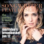 Songwriter Feature Series - Jenn Bostic