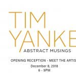 Tim Yanke Abstract Musings Reception